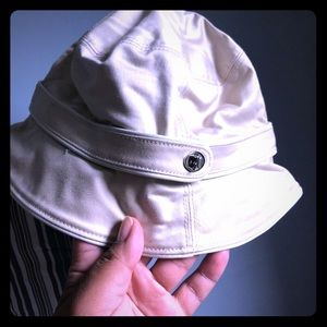 Cream Coach Hat